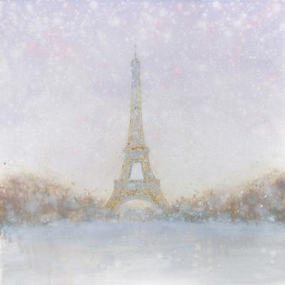 Eiffel with Gold-Marco Fabiano-Art Print