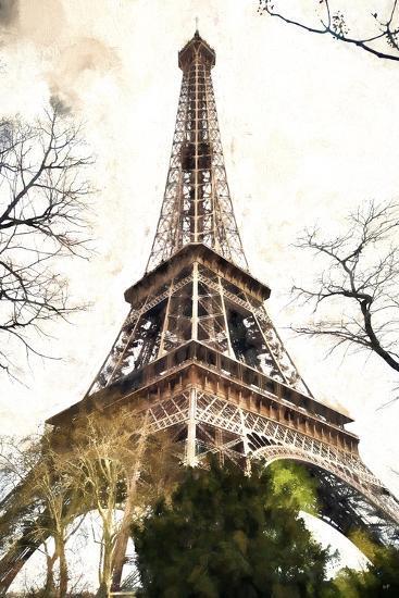 Eiffel-Philippe Hugonnard-Giclee Print