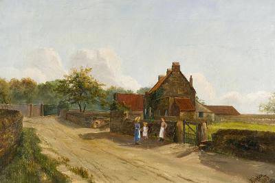 Eighton Banks, 1833-James Parker-Giclee Print