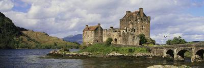 Eilean Donan Castle, Dornie, Ross-Shire, Highlands Region, Scotland--Photographic Print