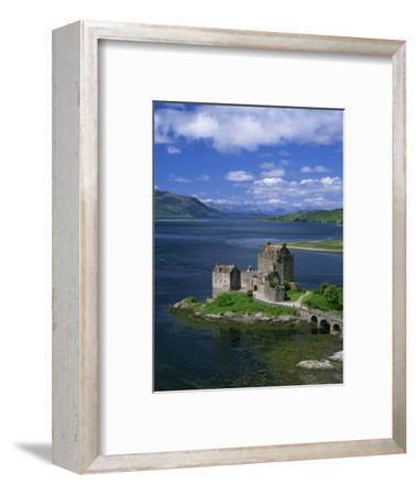 Eilean Donan Castle, Highlands, Scotland, United Kingdom, Europe