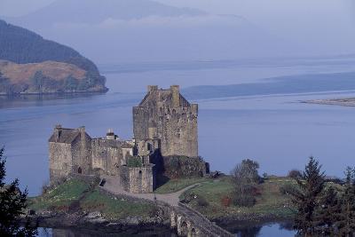 Eilean Donan Castle, Loch Duich, Highlands, Scotland, 13th-20th Century--Giclee Print
