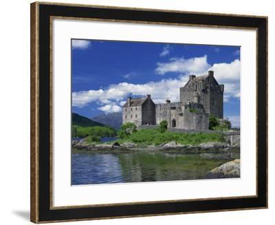 Eilean Donan Castle, Scotland, United Kingdom, Europe--Framed Photographic Print