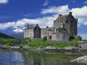Eilean Donan Castle, Scotland, United Kingdom, Europe