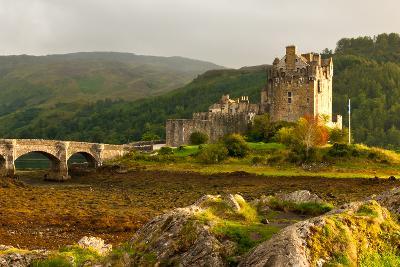Eilean Donan Castle, Scotland-mpalis-Photographic Print