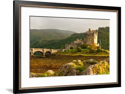 Eilean Donan Castle, Scotland-mpalis-Framed Photographic Print