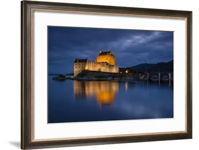 Eilean Donan Castle-Michael Blanchette Photography-Framed Photographic Print