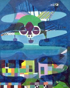 The Bomber, 1979 by Eileen Agar