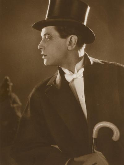 Einar Hanson (Einar Hanson Olstad) Film Actor--Photographic Print