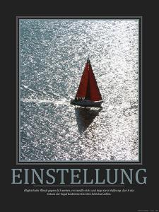 Einstellung (German Translation)
