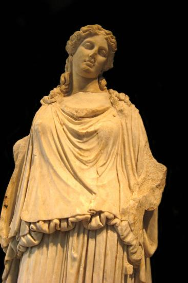 Eirene, the Godess of Peace (Roman Copy from a Greek Origina), 1st H. 1st C Ad--Photographic Print