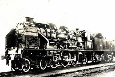 Eisenbahn, Frankreich, Dampflok, D 59, No 3221,1934--Giclee Print