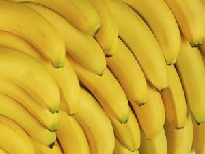 Several Fresh Bananas by Eising Studio - Food Photo and Video