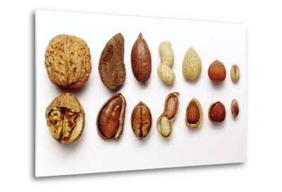 Various Nuts, Shelled and Unshelled