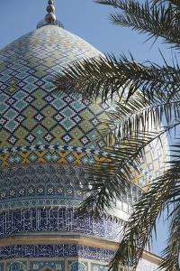 Imamzadeh Ye Ali Ebn E Hamze Shrine, Shiraz, Iran, Western Asia by Eitan Simanor