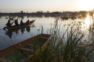 Lake Baringo, Rift Valley, Kenya, East Africa by Eitan Simanor