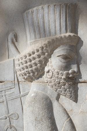 Persepolis Archeological Site, Iran, Western Asia