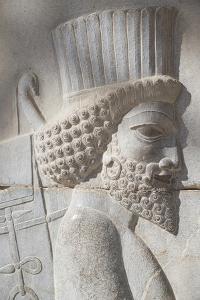 Persepolis Archeological Site, Iran, Western Asia by Eitan Simanor
