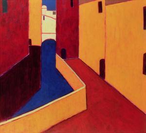 Fondamenta Dei Sartori, Venice, 1999 by Eithne Donne