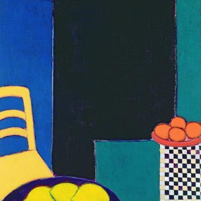 Oranges and Lemons, 2002 by Eithne Donne