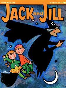 October Flight - Jack and Jill, October 1964 by Eitzen