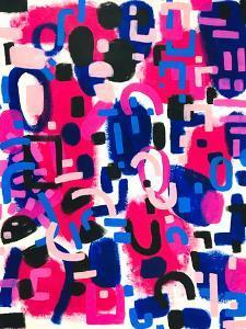 Magenta Jazz by Ejaaz Haniff