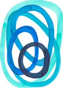 Ocean Spirals by Ejaaz Haniff