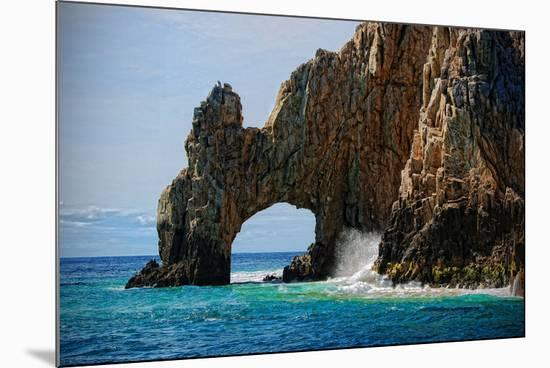 El Arco De Cabo San Lucas-www.infinitahighway.com.br-Mounted Photographic Print