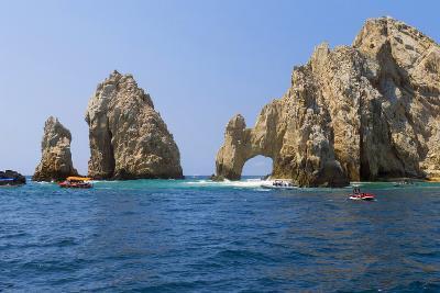 El Arco, the Arch, Cabo San Lucas, Baja, Mexico-Douglas Peebles-Photographic Print