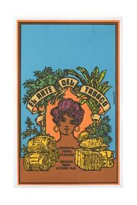 El Arte Del Tabaco Poster