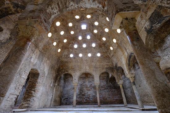 El Banuelo (Banos Arabes) (Arab Baths), Granada, Andalucia, Spain-Carlo Morucchio-Photographic Print