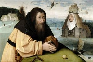 The Temptations of Saint Anthony Abbot, 1500-1510 by El Bosco