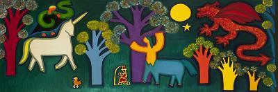 El Bosque Magico De Lucas, 2009-Cristina Rodriguez-Giclee Print