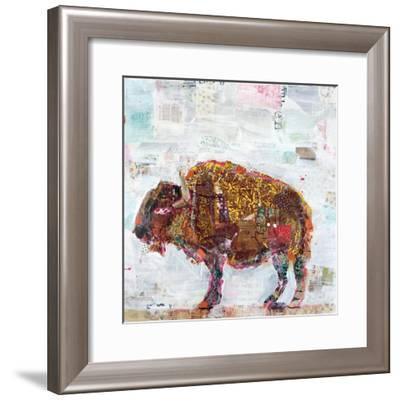 El Buffalo-Kellie Day-Framed Art Print