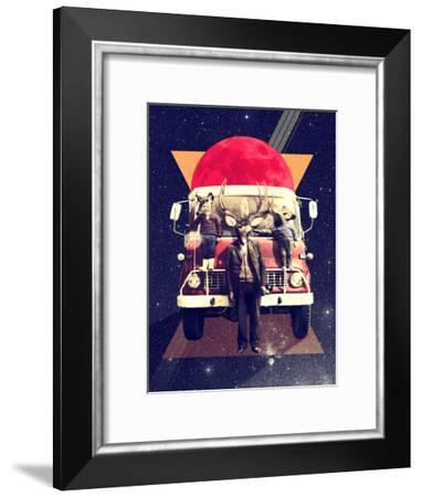 El Camion-Ali Gulec-Framed Art Print