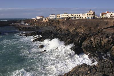 El Cotillo, Fuerteventura, Canary Islands-Peter Thompson-Photographic Print