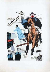 Ramon Casas Y Eduardo Arroyo como pretexto by El Equipo Cronica