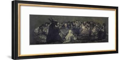 El Gran Cabron-Suzanne Valadon-Framed Giclee Print