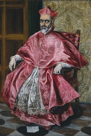 A Cardinal, c.1601