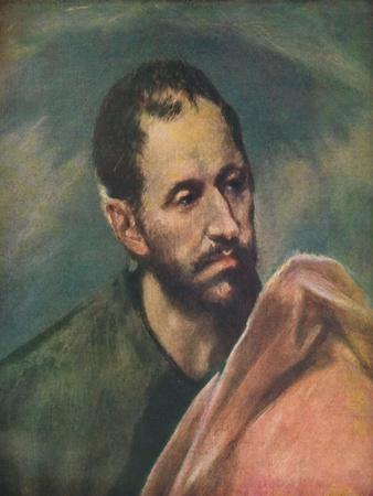 'Als Apostel Jacobus Minor', (Saint James the Younger), c1600, (1938)