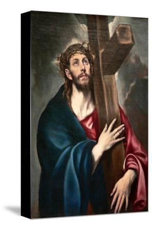 Christ Carrying the Cross by Greco