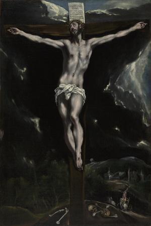 Christ on the Cross, 1600-10