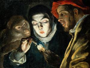 Fable by El Greco