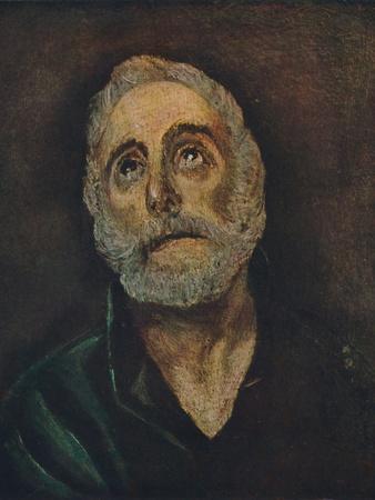 'Heiliger Petrus', (Saint Peter), c1590-1600, (1938)