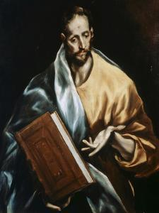James the Lesser by El Greco