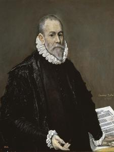 Portrait of a Physician, 1582-1585 by El Greco