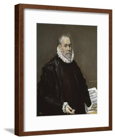 Portrait of a Physician, 1582-1585