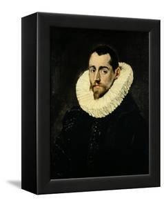 Portrait of a Young Man by El Greco