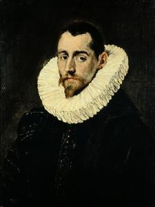 Portrait of a Young Man by El Greco