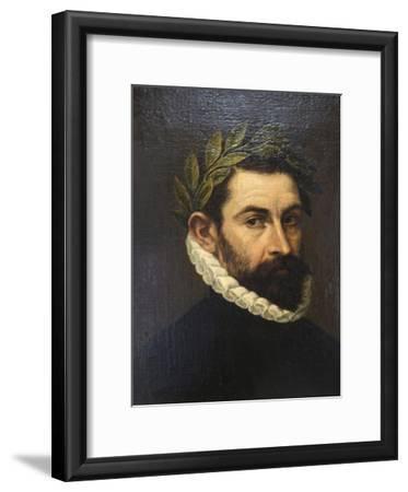 Portrait of the Poet De Alonso Ercilla Y Zuniga, C1576-C1578